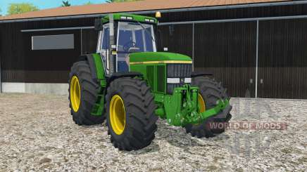 John Deere 7810 pantone green for Farming Simulator 2015