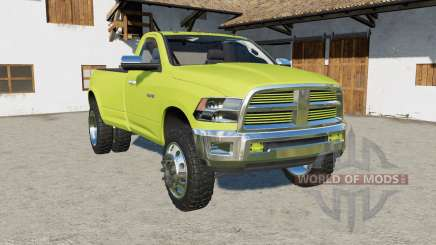 Dodge Ram 3500 Regular Cab for Farming Simulator 2017
