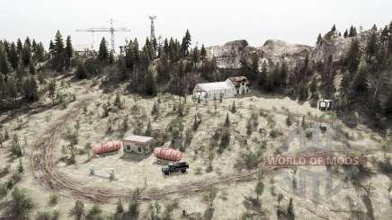 Forest 10 for MudRunner