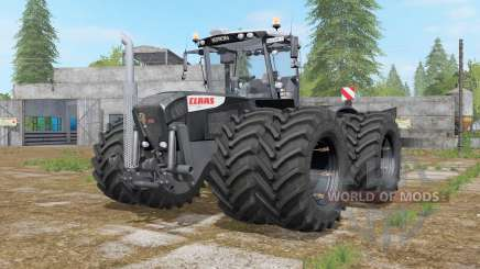 Claas Xerion 3800 Trac VC double wheels for Farming Simulator 2017