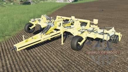 Agrisem Cultiplow Platinum plow for Farming Simulator 2017