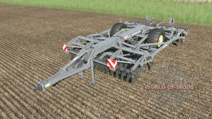 Kuhn Performer 4000 multicolor for Farming Simulator 2017