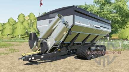 Elmers HaulMaster metallic colors for Farming Simulator 2017
