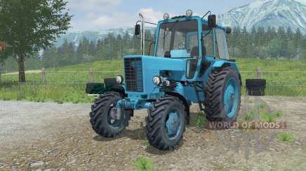 MTZ-82 Belarus animated engine parts for Farming Simulator 2013