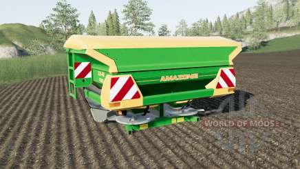 Amazone ZA-M 1501 fertilizer spreader for Farming Simulator 2017