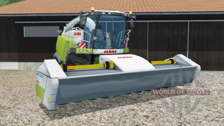 Claas Jaguar 980 with headers for Farming Simulator 2015
