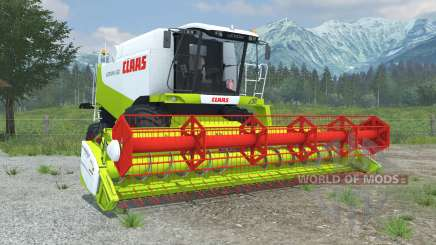 Claas Lexion 550 full lights for Farming Simulator 2013