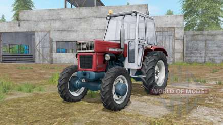 Universal 445 DTC animation of working bodies for Farming Simulator 2017