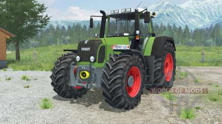 Fendt 820 Vario TMS various animations for Farming Simulator 2013