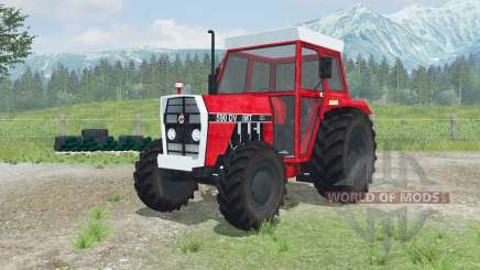 IMT 590 DV vivid red for Farming Simulator 2013