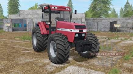 Case IH 7250 Magnum few wheel options for Farming Simulator 2017