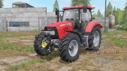 Case IH Maxxum configuration options engine for Farming Simulator 2017