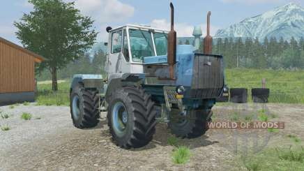 T-150K dynamic exhaust system for Farming Simulator 2013