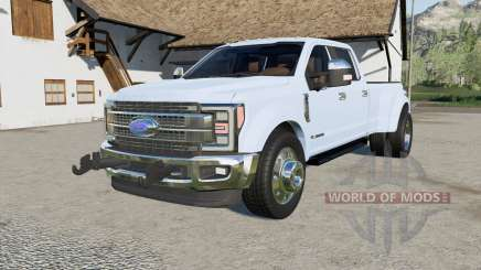 Ford F-450 new engines for Farming Simulator 2017