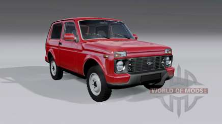 Lada 4x4 Urban (21214-57) 2014 for BeamNG Drive
