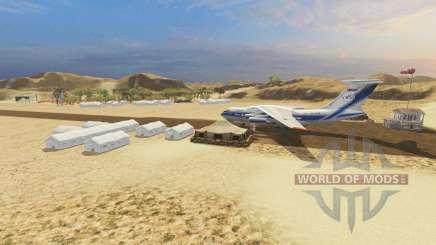 Dakar Rally for Farming Simulator 2015