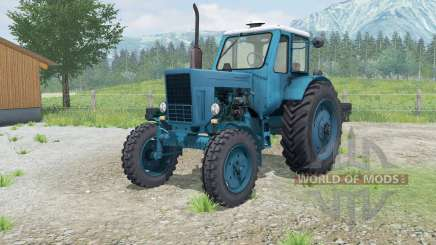 MTZ-50 Belarus animation working bodies for Farming Simulator 2013