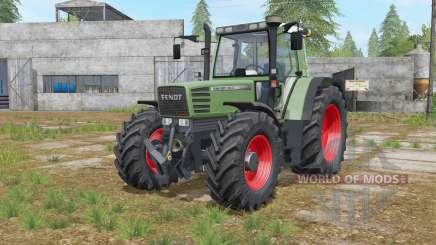 Fendt Favorit 500 C Turbomatik for Farming Simulator 2017