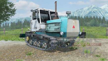 T-150 animated parts for Farming Simulator 2013