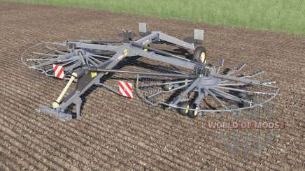 Kuhn GA 9531 multicolor for Farming Simulator 2017