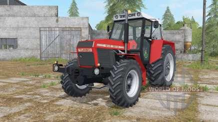 Zetor 16145 full lights for Farming Simulator 2017