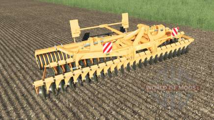 Amazone Catros 6002-2 multicolor for Farming Simulator 2017