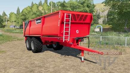 Sodimac Xeal 7329&8832 for Farming Simulator 2017