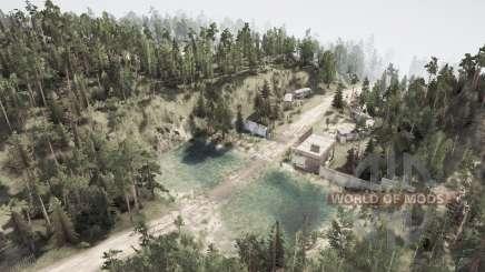 Village Широкоᶒ for MudRunner