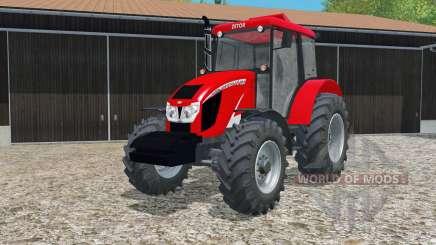 Zetor Forterra 140 HSX 2012 for Farming Simulator 2015