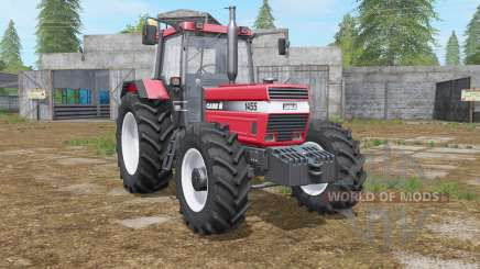 Case IH 1455 XL modified exhaust smoke for Farming Simulator 2017