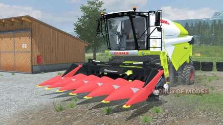 Claas Tucano 330 for Farming Simulator 2013