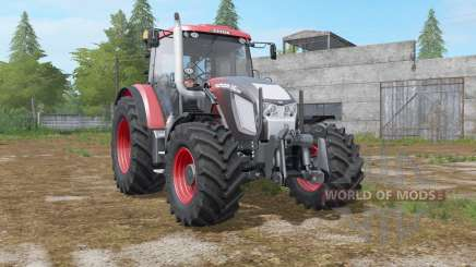 Zetor Forterra 135 16V konsola tura for Farming Simulator 2017