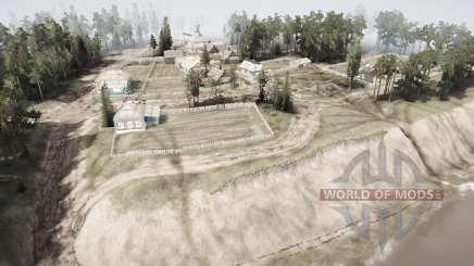 Siberia hardcore for MudRunner