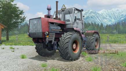 T-150K More Realistic for Farming Simulator 2013