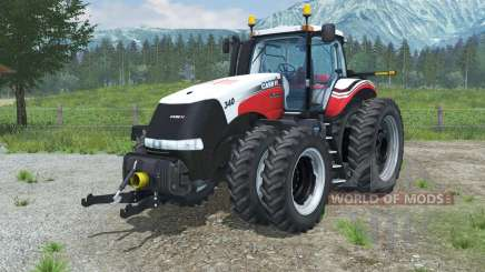 Case IH Magnum 340 twin wheel for Farming Simulator 2013