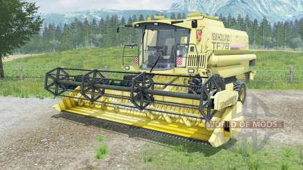 New Holland TF78 real sounds for Farming Simulator 2013