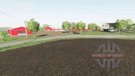 No Creek Farms for Farming Simulator 2017