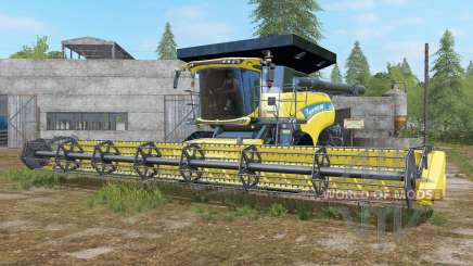 New Holland CR10.90 capacity increaseᶁ for Farming Simulator 2017