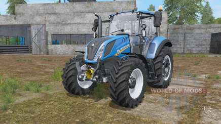 New Holland T5.100 chip tuning for Farming Simulator 2017