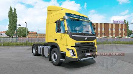 Volvo FM&FMX series for Euro Truck Simulator 2