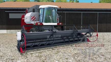 Vector 420 dark red for Farming Simulator 2015