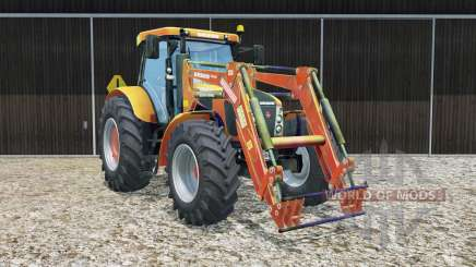 Ursus 15014 frontloader for Farming Simulator 2015