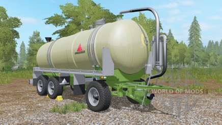Annaburger HTS 24.27 added water for Farming Simulator 2017