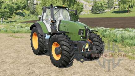 Lamborghini Mach forestry frame with lighting for Farming Simulator 2017