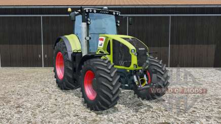 Claas Axion 950 android green for Farming Simulator 2015