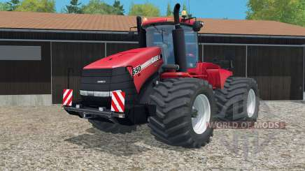Case IH Steiger 550 red ribbon for Farming Simulator 2015