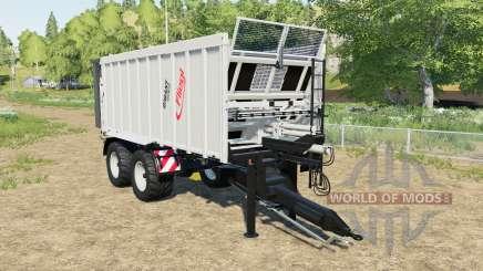 Fliegl ASW 256 Gigant for Farming Simulator 2017