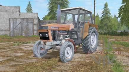 Ursus C-385 movable axis for Farming Simulator 2017