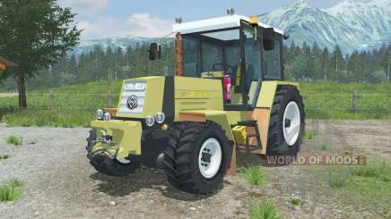 Fortschritt ZT 323-A halogen front and rear for Farming Simulator 2013