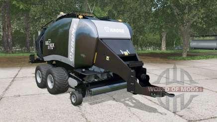 Krone BiG Pack 1290 HDP XC for Farming Simulator 2015
